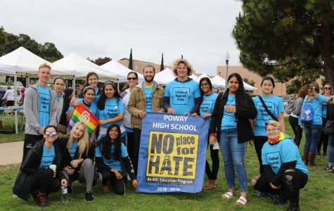 NO PLACE FOR HATE WALK