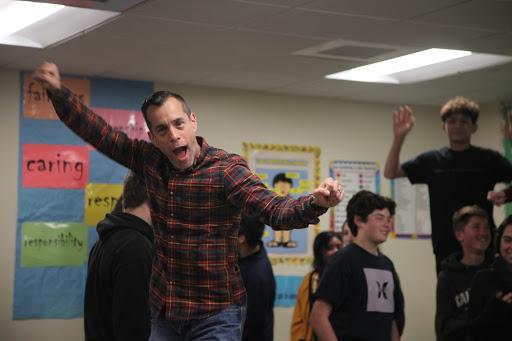 TANGOING TEACHER TRIUMPHS