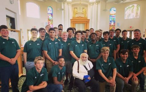 FOOTBALL HELPS LOCAL SYNAGOGUE