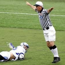 REFEREES ARE TOO STRICT ABOUT CONTACT SPORTS