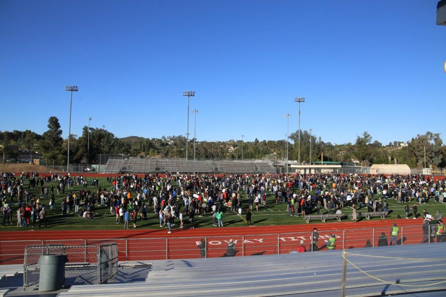 POWAY PREPARES FOR DISASTER
