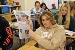 Join the Newspaper or Yearbook