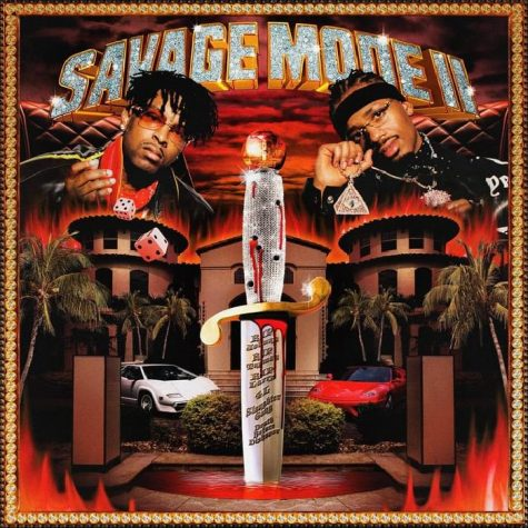 21 Savage and Metro Boomin throw it back with this cover art, paying tribute to southern rap history.