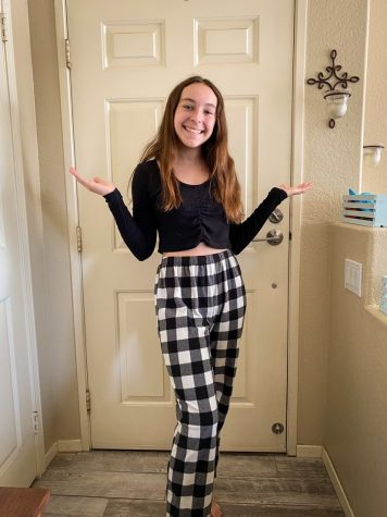 """I personally love all spirit days, but PJ days in specific are so easy to dress up for and make me feel a part of the Titan family by dressing up. I also would never object to wearing PJ's for the day because they are so comfy!""  - Senior Lauren Finch"