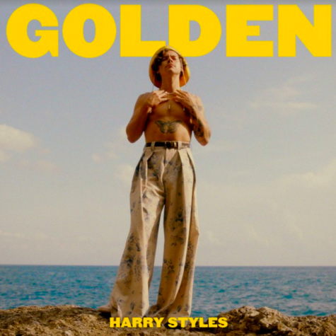 "Styles Breaks the Internet With the Release of ""Golden"""