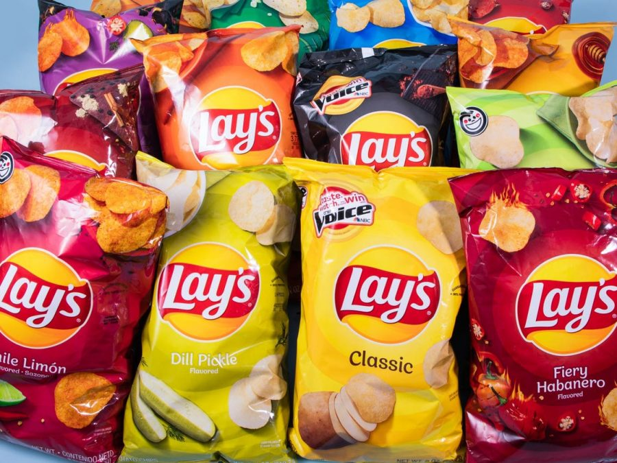 Which+Lays+Flavor+is+Best