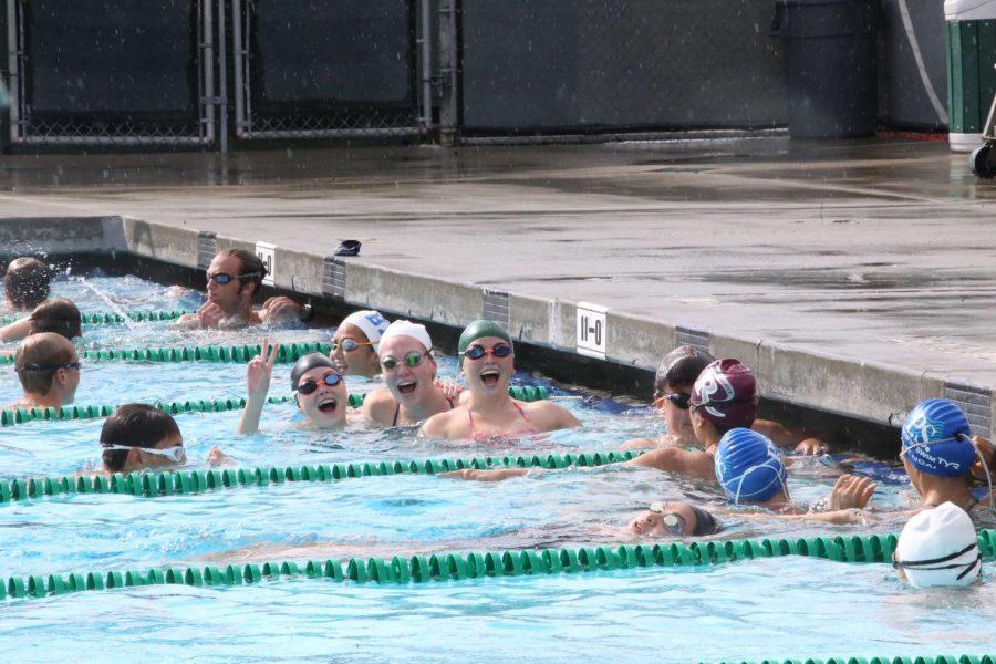 Swim season starts after being cut short last year.