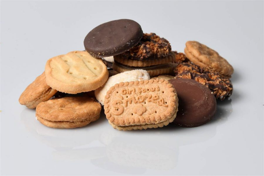 Best Girl Scout Cookies