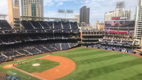 Titans excited for Padres season