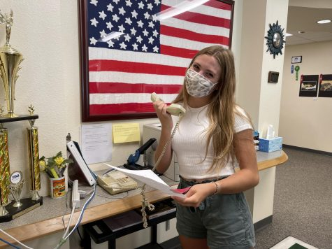 Chittle Takes Charge as ASB President