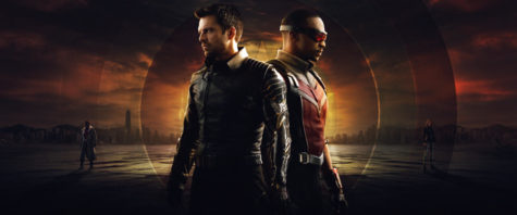 Falcon and Winter Soldier Wraps up