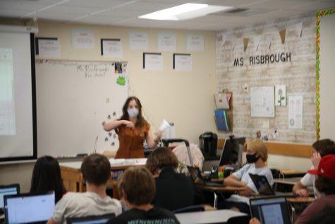 Poways Newest Teacher